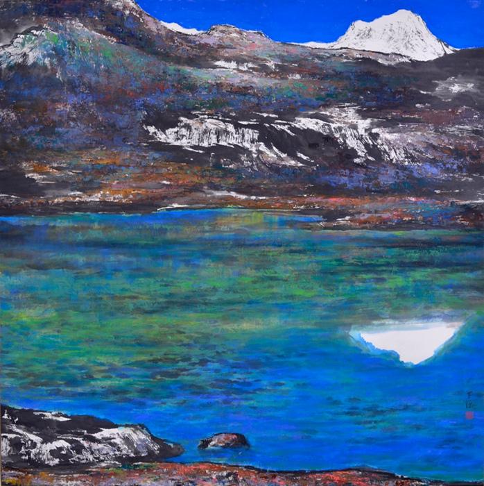 """西藏"""",""""当代中国山水画·油画风景画比较展"""