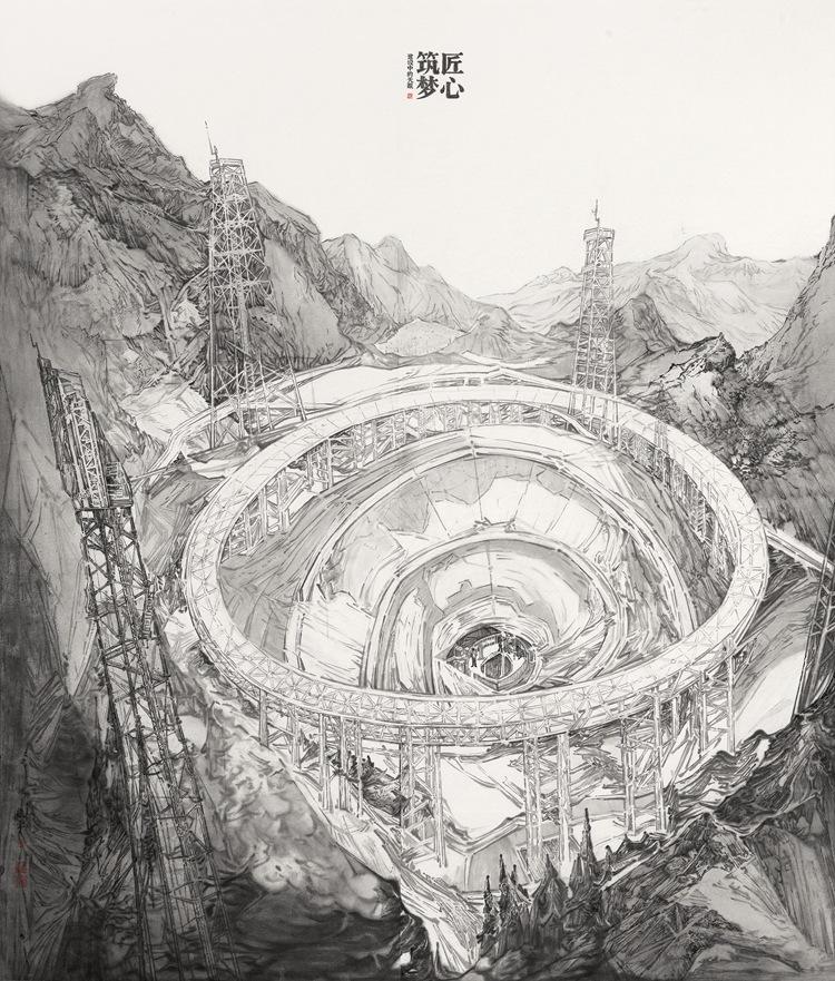 1093-王顾宇、王艺-《匠心筑梦-建设中的天眼》.jpg