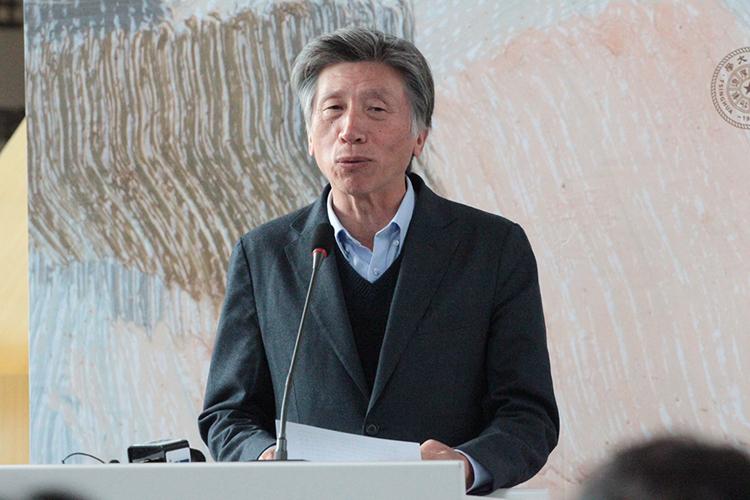 6中国美协主席、中央美术学院院长范迪安致辞.jpg