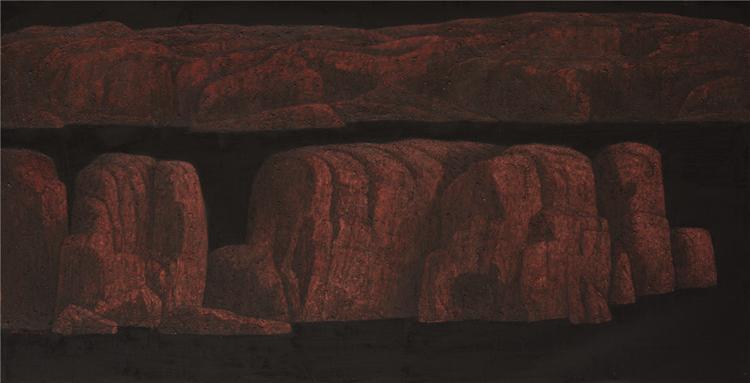 徐里《永恒的辉煌》180cm×350cm 油画.jpg