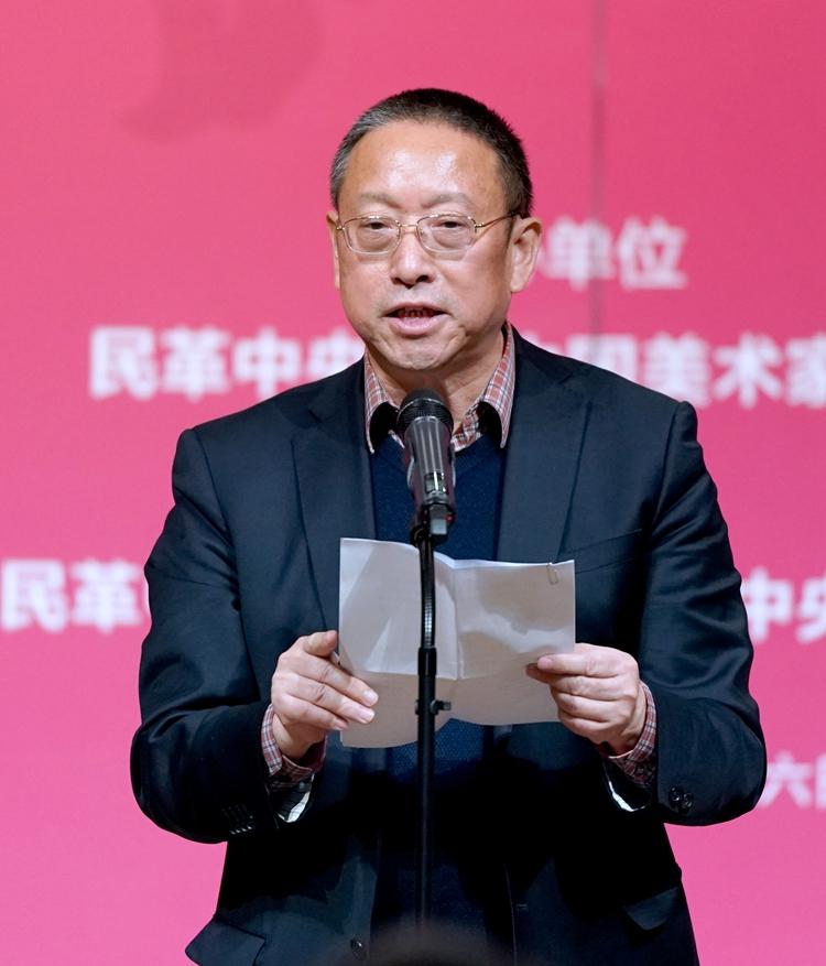 全国政协副主席、民革中央常务副主席郑建邦在开幕式上讲话.jpg